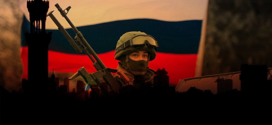 Rusya'nın Ortadoğu'daki askeri rolü