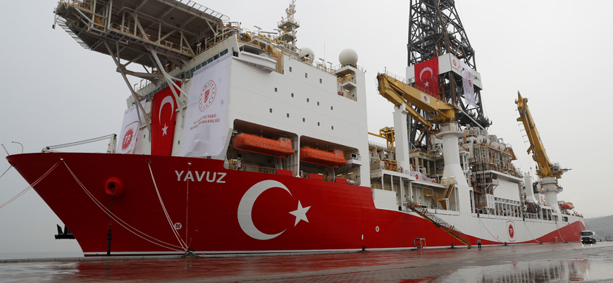 İngiltere'den Türkiye'ye 'Doğu Akdeniz'de sondaj' tepkisi