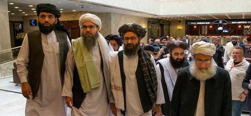 """""""Taliban ile ABD arasındaki görüşmeler gizlice yeniden başladı"""""""