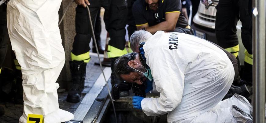 İtalya'da emniyet müdürlüğünde saldırı: 2 polis öldü