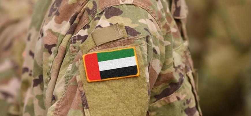 Almanya'dan BAE'ye askeri teçhizat satışı
