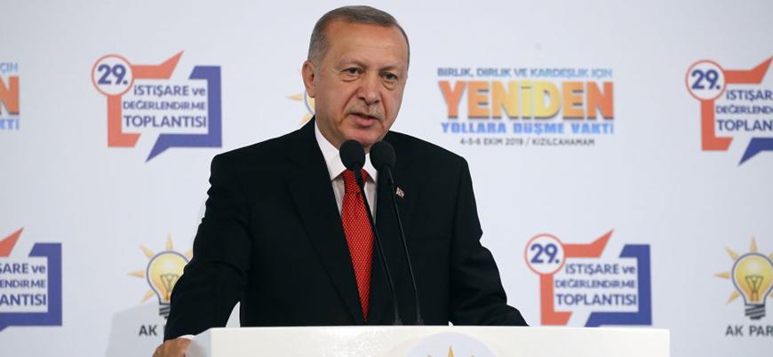 Erdoğan: Kara devriyesiymiş, hava devriyesiymiş bütün bunlar hikaye