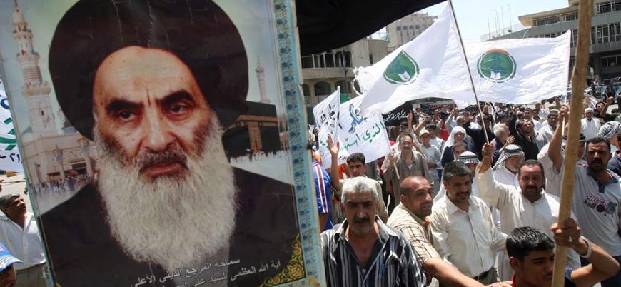 Şii lider Sistani'den Bağdat hükümetine çağrı