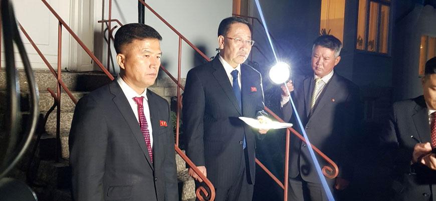 Kuzey Kore ile ABD arasındaki nükleer müzakereler durdu