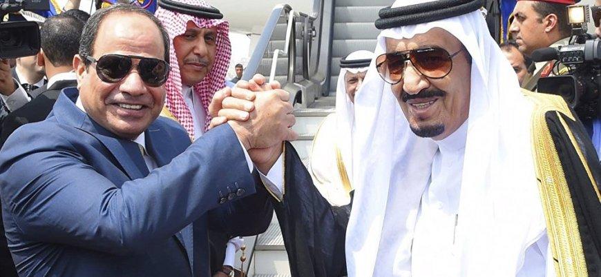Suudi Arabistan'dan Sisi'ye tebrik mesajı