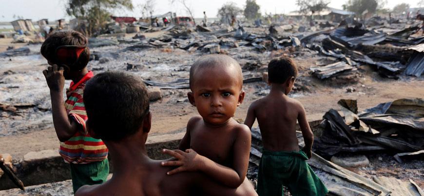 """Hindistan ile Bangladeş arasında mutabakat: """"Arakanlı Müslümanlar evlerine dönecek"""""""