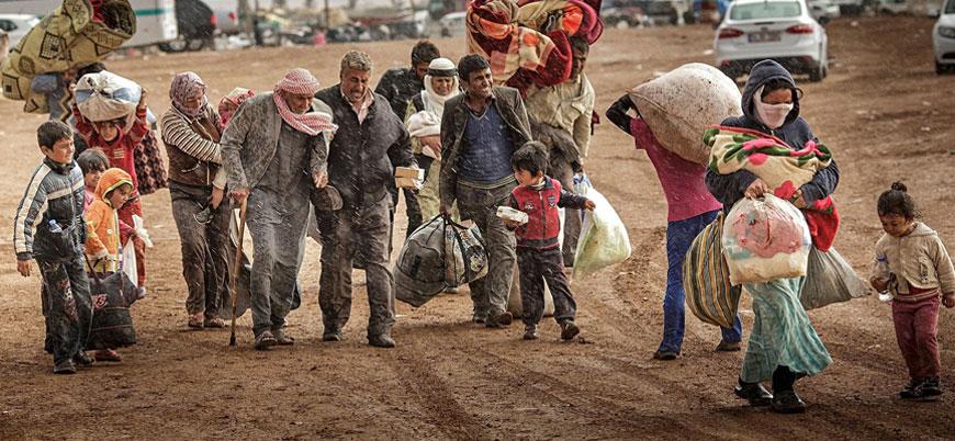 Türkiye üzerinden Avrupa'ya geçen kaçak göçmen sayısında artış