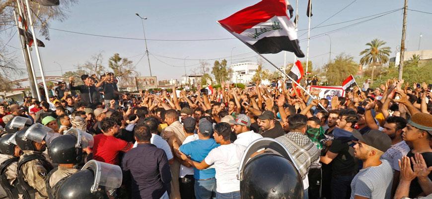 Iraklı Şii lider Sadr kararlı: Hükümet istifa etmeli