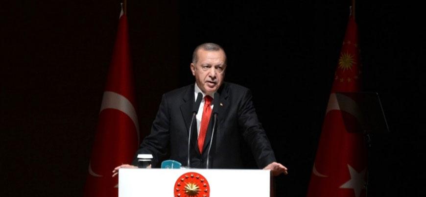 Erdoğan: Yolumuzun doğru olduğundan en küçük şüphemiz yok