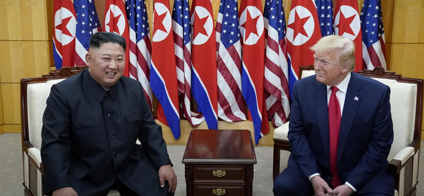 Kuzey Kore'den ABD'ye 'nükleer' resti