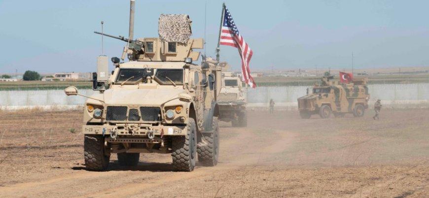 ABD askerleri Suriye sınırından çekiliyor