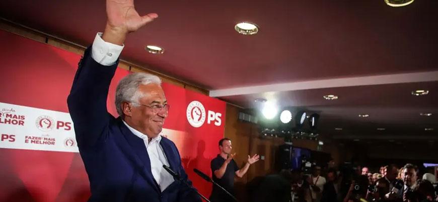 Portekiz'de seçimleri Sosyalist Parti kazandı
