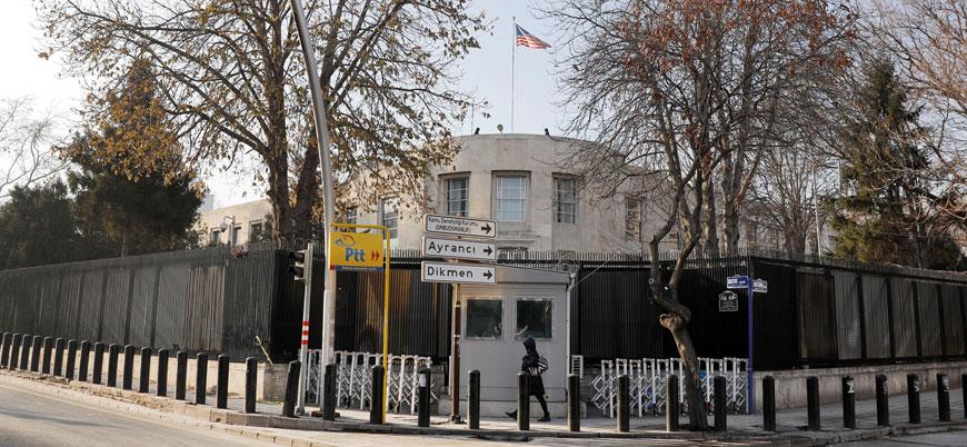 ABD Büyükelçiliği ikinci kez özür diledi