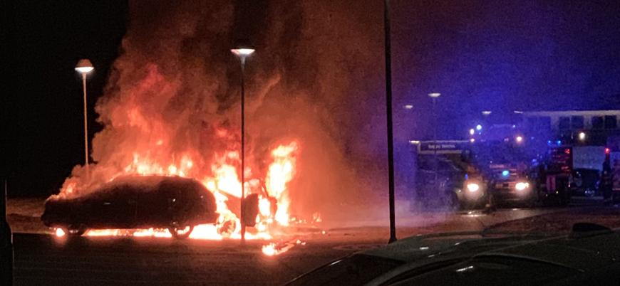 İsveç'in başkenti Stockholm'de bombalı saldırı