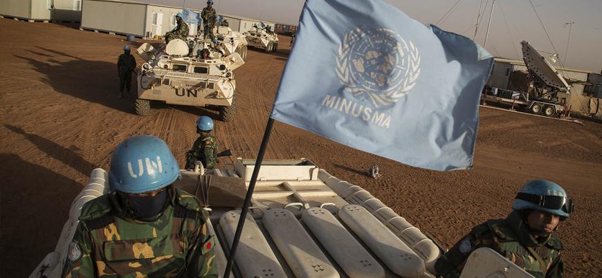 Mali'de BM güçlerine bombalı saldırı