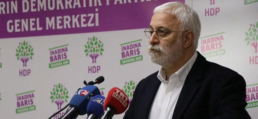 HDP: Suriye'ye askeri harekat kaos getirir