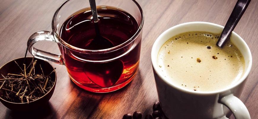 Çay ve kahve migreni tetikleyebilir