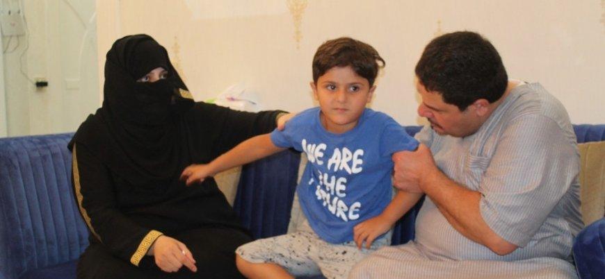 Mersin'de Ürdünlü çocuğu döven saldırgan tutuklandı