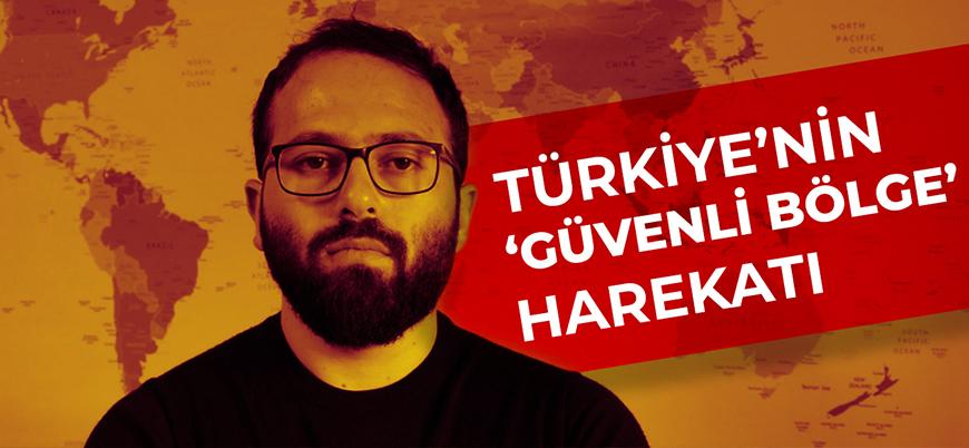 """Halid Abdurrahman değerlendirdi: Türkiye'nin Fırat'ın doğusunda YPG'ye yönelik """"Barış Pınarı Harekatı"""""""