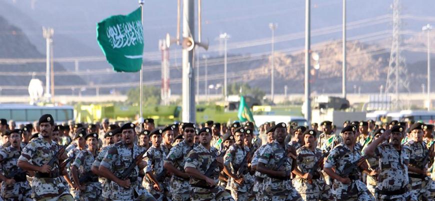 Suudi Arabistan'da kadınlar artık orduya katılabilecek