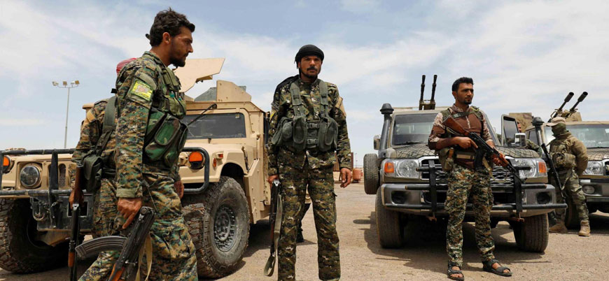 Fransa: Türkiye'nin operasyonuna karşı YPG korunmalı