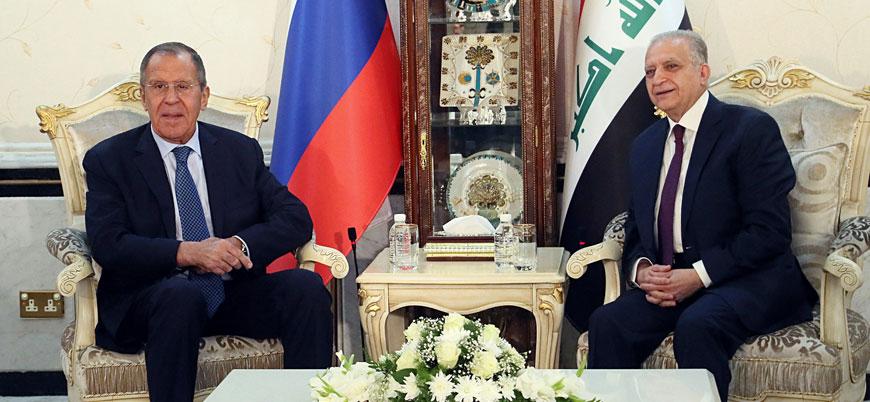 Rusya Irak'taki krize dahil oluyor