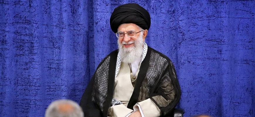 İran lideri Hamaney: Nükleer silah yapmak ve kullanmak haramdır
