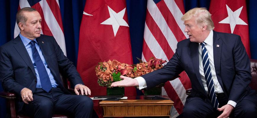 Washington Post: Trump'tan Erdoğan'a 100 milyar dolarlık ticaret teklifi