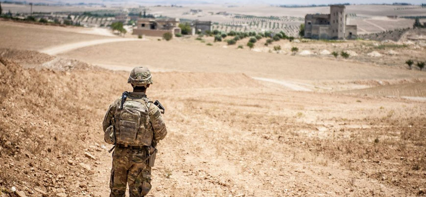 Trump: ABD Ortadoğu'da olmamalıydı