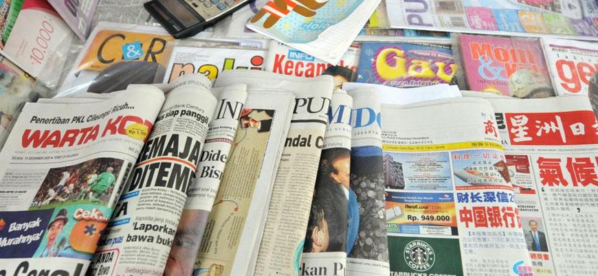 Dünya basını 'Barış Pınarı Harekatı' hakkında ne yazdı?