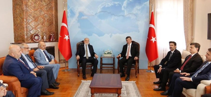 Davutoğlu: IŞİD tutuklarının sorumluluğu kabul edilmemeli