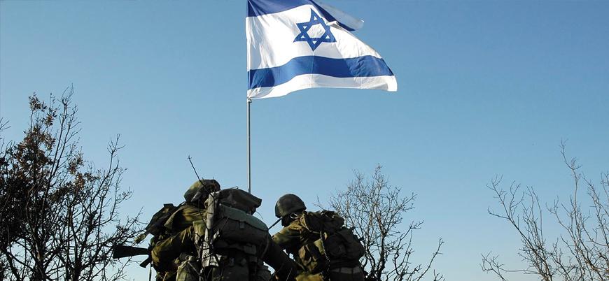 İsrailli subaylardan Netanyahu'ya: Suriye'de Türkiye'nin harekatını durdur