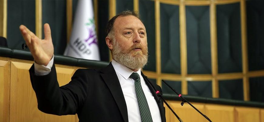 HDP Türkiye'nin YPG'ye yönelik harekatını 'işgal' olarak niteledi