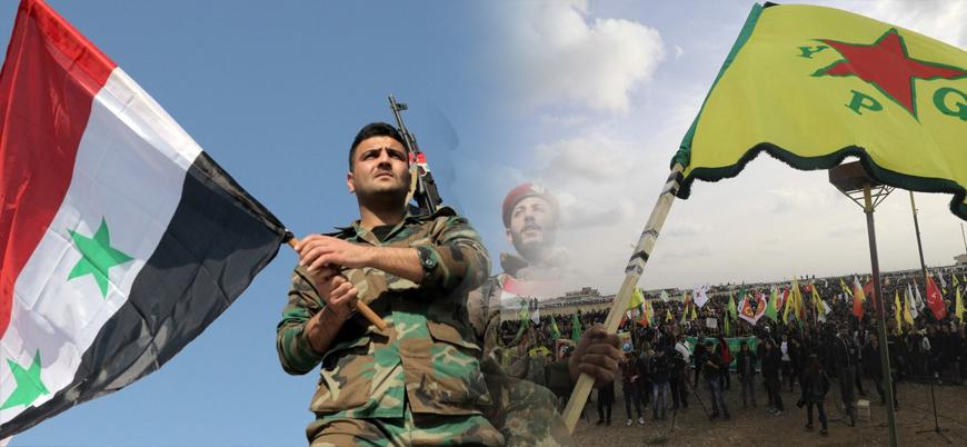 Esed rejimi: Hain ve bölücü YPG ile diyaloga girmeyeceğiz