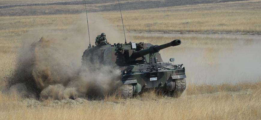 Barış Pınarı Harekatı | MSB: 550 YPG/PKK'lı etkisiz hale getirildi