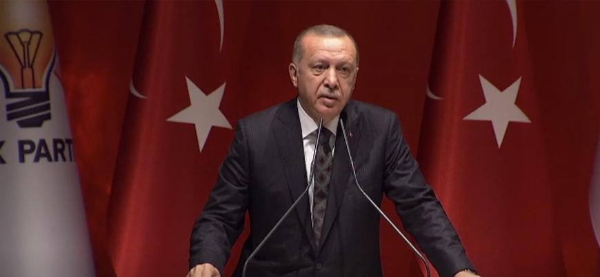 Erdoğan'dan AB'ye: Operasyona işgal derseniz, mültecileri size göndeririz