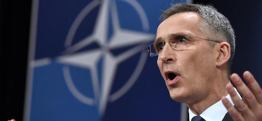 NATO Genel Sekreteri Stoltenberg İstanbul'da: Çavuşoğlu ve Erdoğan ile görüşecek
