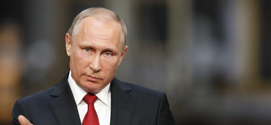 Putin: Türkiye'nin harekatı IŞİD'in dirilmesine neden olabilir