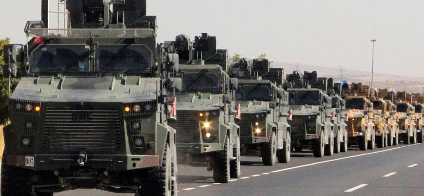Barış Pınarı Harekatı | Suriye Milli Ordusu M4 Karayolu'nu kesti