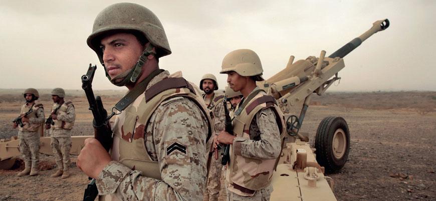 ABD Suudi Arabistan'a binlerce ilave asker yolluyor