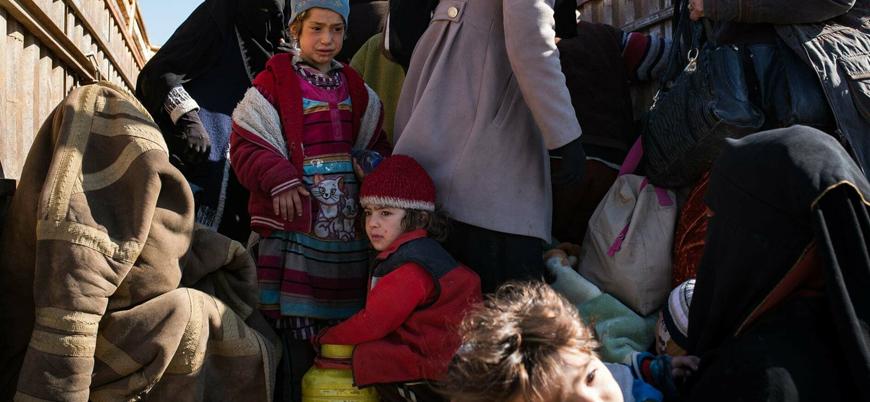 Özbekistan IŞİD mensuplarının çocuklarını Irak'tan geri aldı