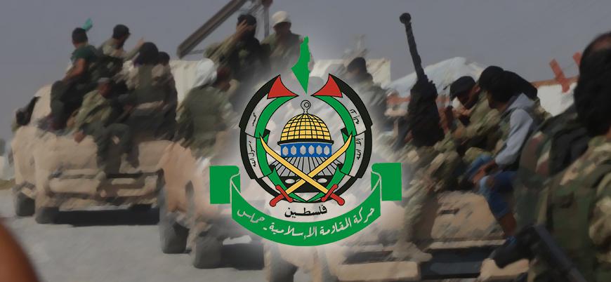Hamas'tan Türkiye'nin Barış Pınarı Harekatı'na destek