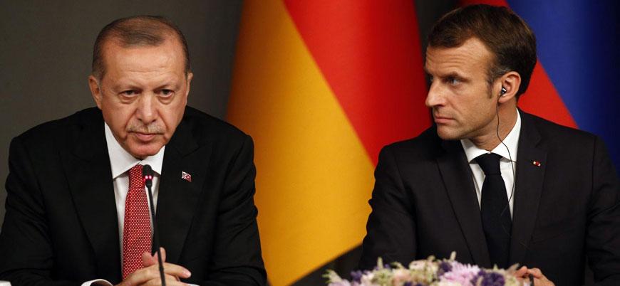 Fransa Türkiye'ye silah satışını askıya aldı