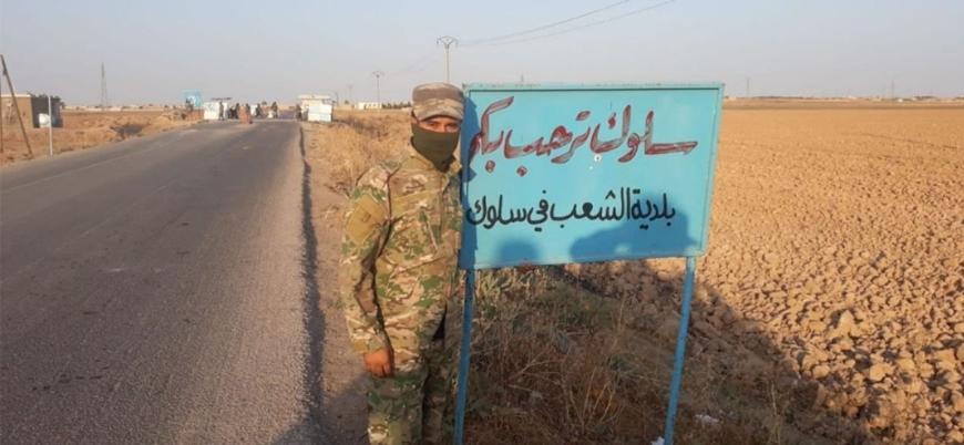 Barış Pınarı Harekatı | Suluk beldesi YPG'den ele geçirildi