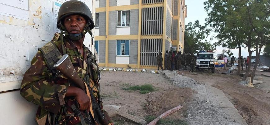 Somali sınırında Kenya polislerine bombalı saldırı: En az 10 ölü