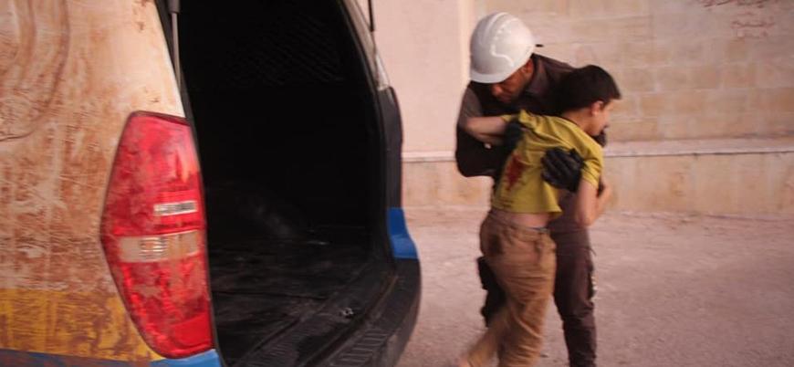 Rusya ve Esed rejimi İdlib'de sivillere yönelik saldırılara devam ediyor