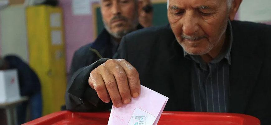 Tunus'ta cumhurbaşkanlığı seçimlerinin ikinci turu başladı