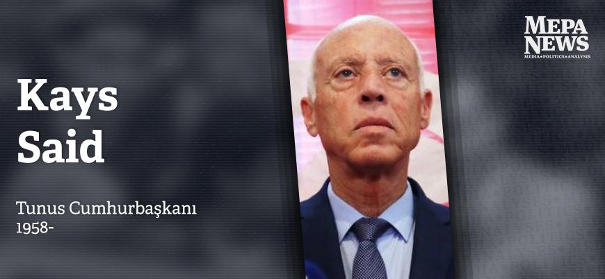 Tunus'un yeni cumhurbaşkanı Kays Said kimdir?