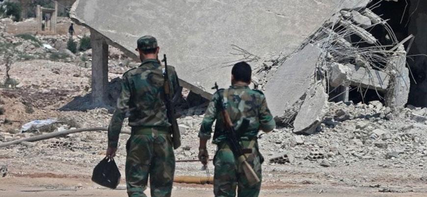 YPG Esed rejimiyle anlaştı: Harekat bölgesine rejim güçleri konuşlanacak