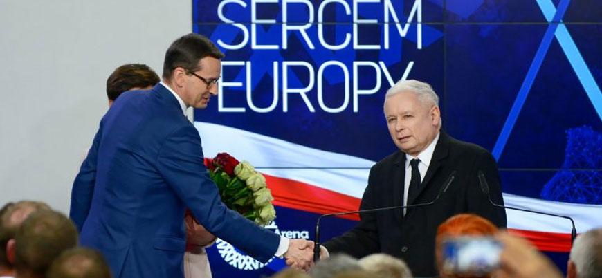Polonya'da seçimleri iktidar partisi kazandı